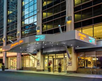 Homewood Suites by Hilton Chicago Downtown/Magnificent Mile - Chicago - Building