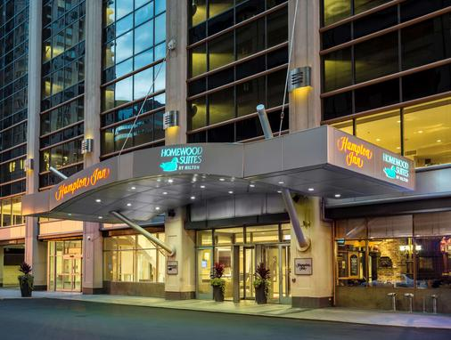 Homewood Suites by Hilton Chicago Downtown/Magnificent Mile - Σικάγο - Κτίριο