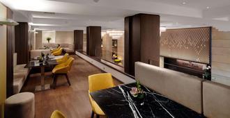 NJV Athens Plaza Hotel - Atenas - Restaurante