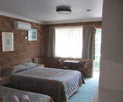 Panorama Motor Inn - Charlestown - Schlafzimmer