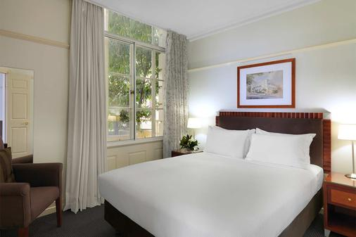 Adina Apartment Hotel Brisbane Anzac Square - Brisbane - Bedroom