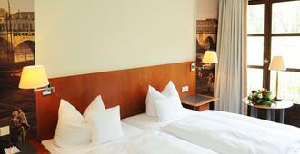 Hotel Schloss Eckberg - Δρέσδη - Κρεβατοκάμαρα
