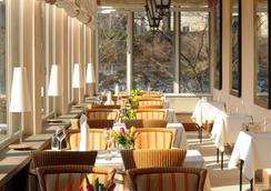 Hotel Schloss Eckberg - Dresden - Ravintola