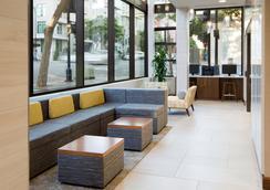 貝斯特韋斯特貝賽德酒店 - 聖地牙哥 - 聖地亞哥 - 大廳