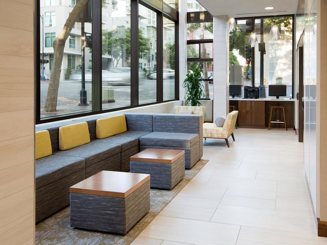 Best Western Plus Bayside Inn - Σαν Ντιέγκο - Σαλόνι ξενοδοχείου