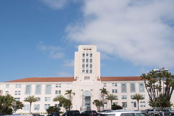 貝斯特韋斯特貝賽德酒店 - 聖地牙哥 - 聖地亞哥 - 建築