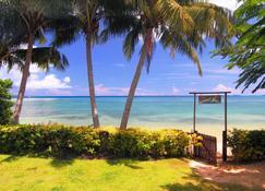 Coconut Grove Beachfront Cottages - Taveuni Island - Strand