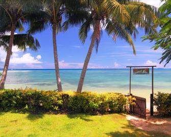 Coconut Grove Beachfront Cottages - Taveuni Island - Spiaggia