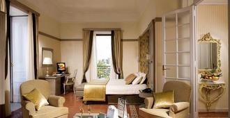Grand Hotel Europa Palace - סורנטו - חדר שינה