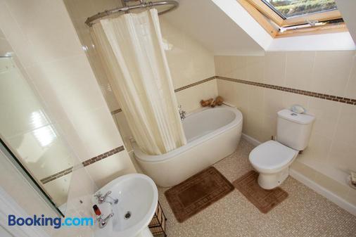 Henbere Farm B&B - Tiverton - Bathroom