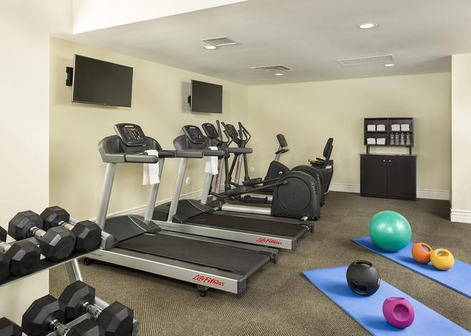 Ayres Hotel Orange - Orange - Gym