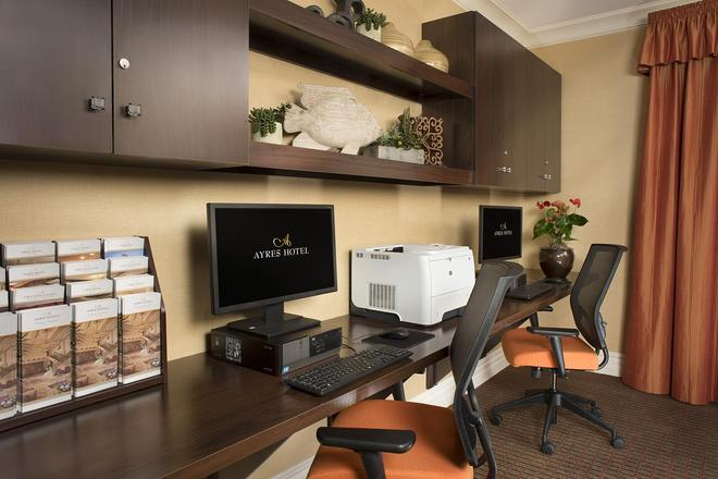 Ayres Hotel Orange - Orange - Business centre