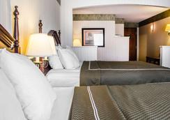 Comfort Suites McAlester - McAlester - Makuuhuone