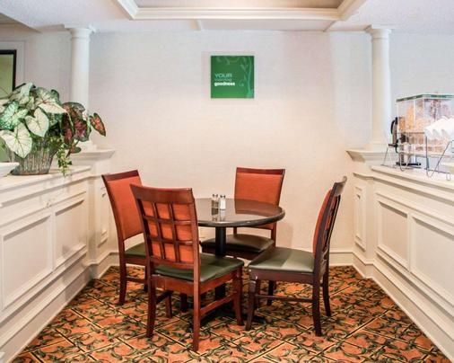 Comfort Suites McAlester - McAlester - Ruokailuhuone