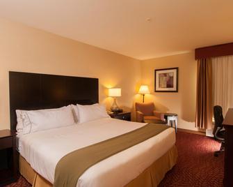 Holiday Inn Express Vernon - Manchester - Vernon - Slaapkamer