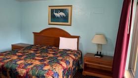 Travel Inn Daytona - Daytona Beach - Κρεβατοκάμαρα