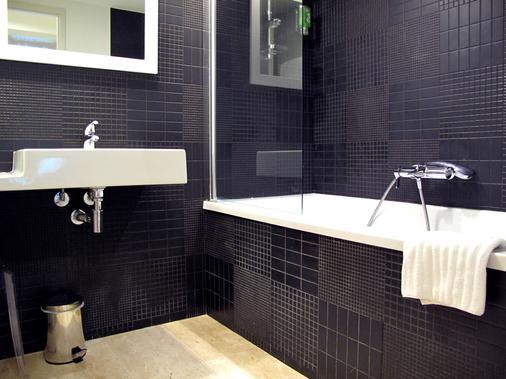 Best Western Hotel Alcyon - Porto-Vecchio - Phòng tắm