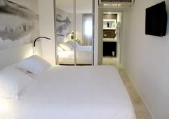 Best Western Hotel Alcyon - Porto-Vecchio - Phòng ngủ