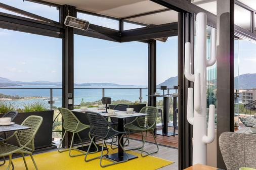 Best Western Hotel Alcyon - Porto-Vecchio - Ban công