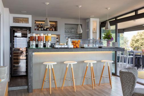 Best Western Hotel Alcyon - Porto-Vecchio - Bar