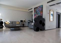 Best Western Hotel Alcyon - Porto-Vecchio - Lobby