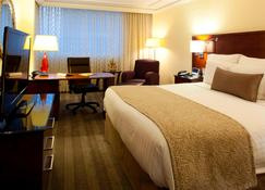 Mexico City Marriott Reforma Hotel - Mexico City - Bedroom