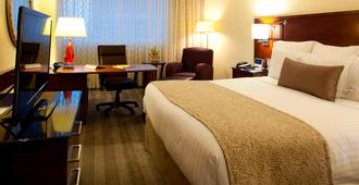 Mexico City Marriott Reforma Hotel - Mexiko-Stadt - Schlafzimmer