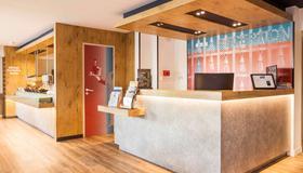 ibis budget Montpellier Centre Millénaire - Montpellier - Front desk
