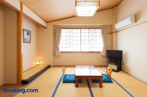 渡瀨温泉山百合飯店 - 田邊市 - 餐廳
