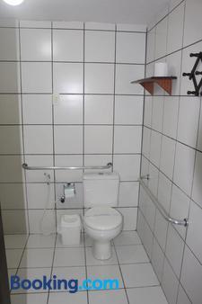 Apart Hotel Casa Grande - Natal - Phòng tắm