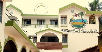 Williams Beach Retreat - Colva - Edificio