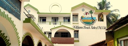William's Beach Retreat - Colva - อาคาร