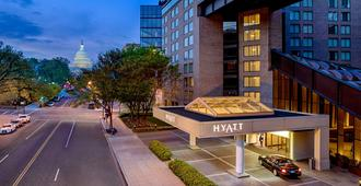 Hyatt Regency Washington On Capitol Hill - Washington - Toà nhà
