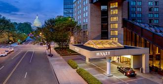 Hyatt Regency Washington - Washington DC - Bâtiment