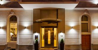 Quentin Design Hotel Berlin - Βερολίνο - Κτίριο