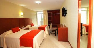 Hotel Central Veracruz - Veracruz - Habitación