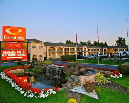 Econo Lodge at the Falls North - Niagara Falls - Toà nhà
