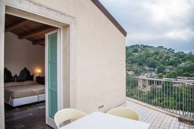 Hotel dell'Orologio - Ragusa - Balcony