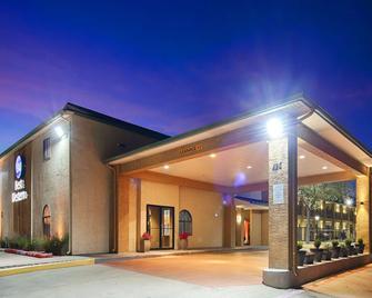Best Western Cedar Inn - Cedar Park - Edificio