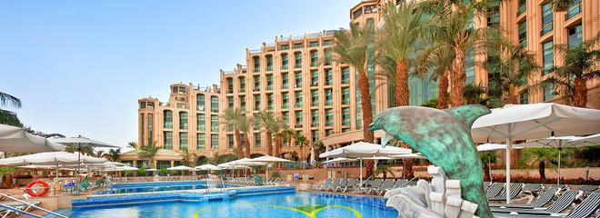 Queen of Sheba Eilat - Eilat - Rakennus
