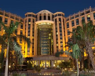 Queen Of Sheba Eilat Hotel - Ейлат - Building