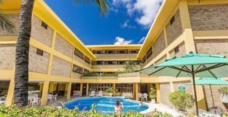 Pizzato Praia Hotel - נאטאל - בריכה