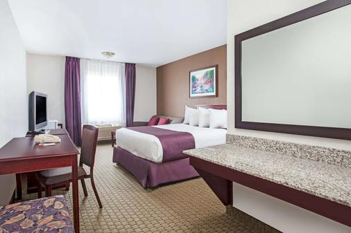 Ramada by Wyndham Red Deer Hotel and Suites - Red Deer - Bedroom