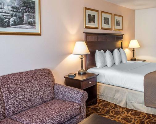 Quality Inn & Suites - Hobbs - Phòng ngủ