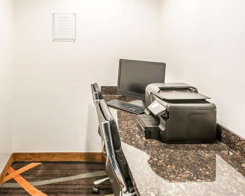 Quality Inn & Suites - Hobbs - Khu vực làm việc