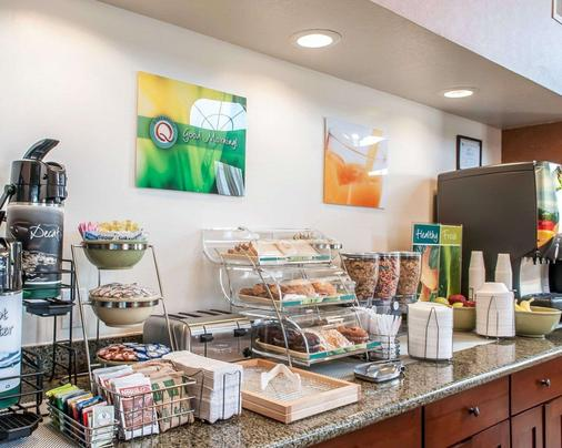 Quality Inn & Suites - Hobbs - Buffet