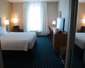 Fairfield Inn and Suites by Marriott Oakland Hayward - Hayward - Schlafzimmer