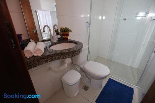 Anauê Pousada e Hostel - Aracaju - Bathroom