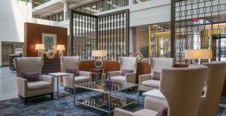 Embassy Suites by Hilton Washington DC Georgetown - וושינגטון די.סי - טרקלין