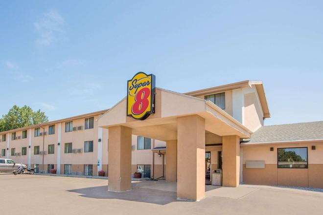 Super 8 by Wyndham Sioux City/Morningside Area - Sioux City - Bâtiment